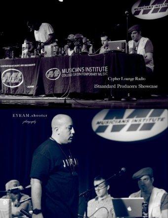 iStandard Producer Panel
